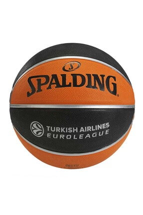 SPALDING Tf-150 Basket Topu Turkish Airlines Euroleague Basketbol 5 Numara