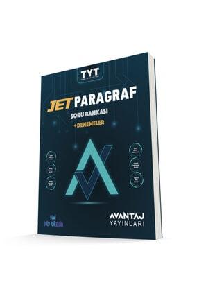 AVANTAJ YAYINLARI Tyt/ayt Jet Paragraf Soru Bankası + Denemeler