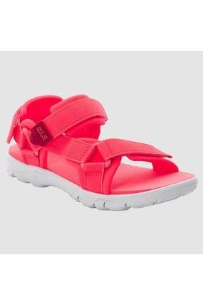Jack Wolfskin 4040061 Seven Seas 3k Coral/pink Kadın Sandalet
