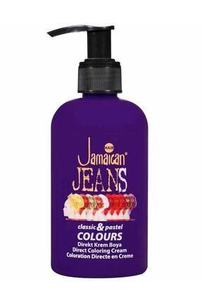Jamaican Jean's Color Saç Boyası Leylak