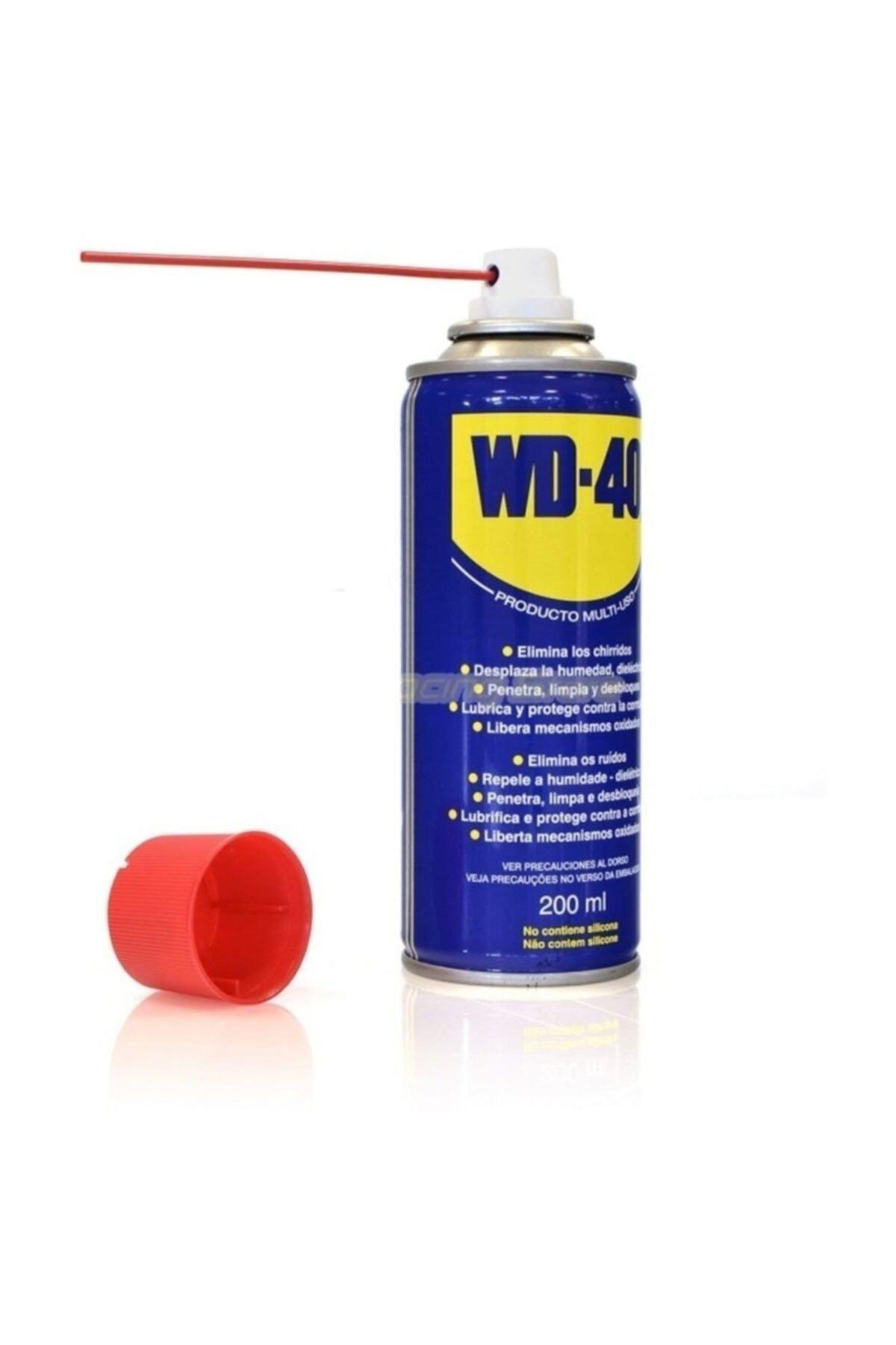 Henkel Wd40 - 200 ml Pas Sökücü / Koruyucu / Yağlayıcı 1