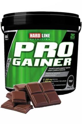 Hardline Çikolata Aromalı Karbonhidrat Tozu Diyet Progainer 5000 gr