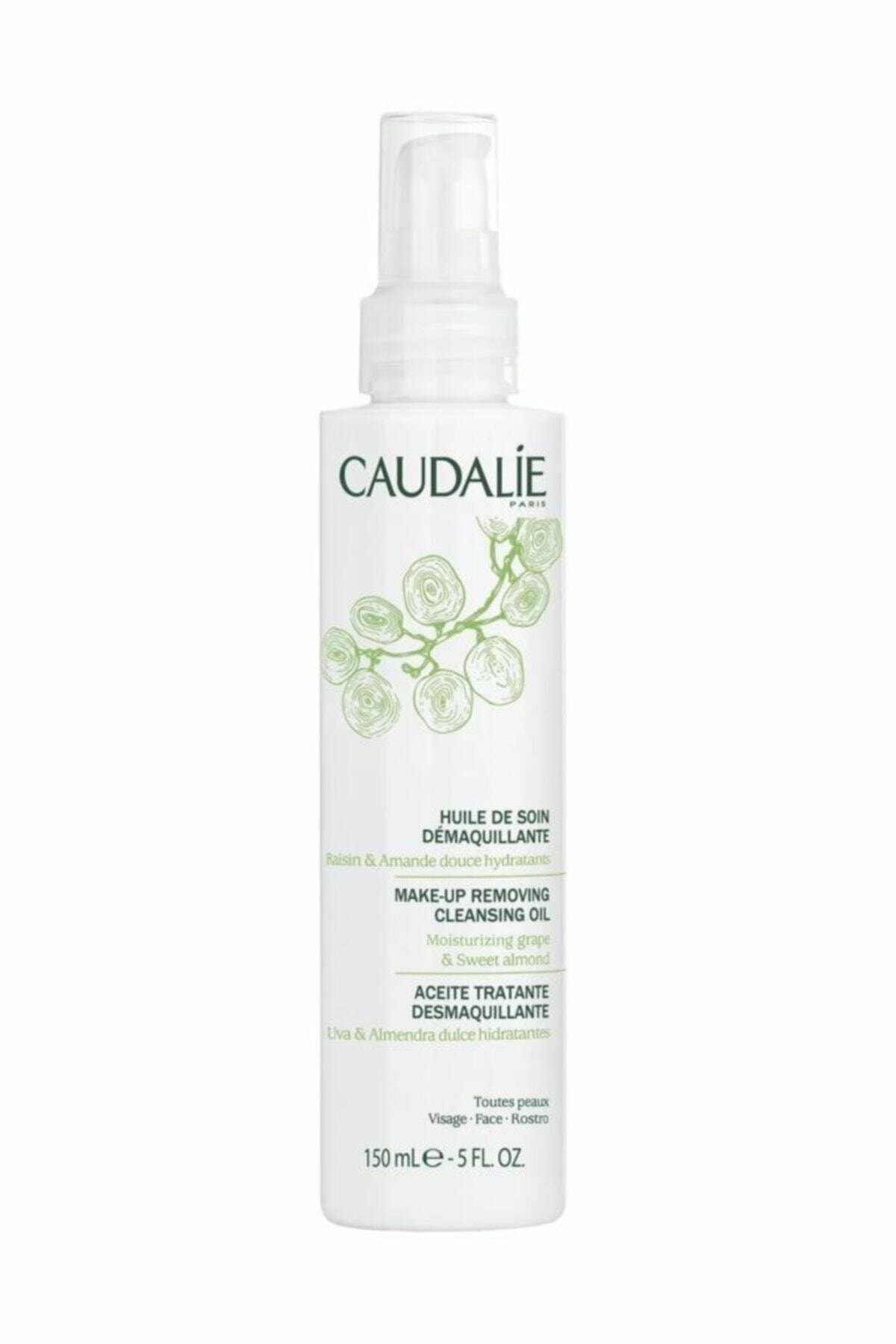 Caudalie Makyaj Temizleme Yağı - Make Up Removing Cleansing Oil 150 ml 3522931002351 1