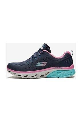 SKECHERS GLIDE STEP SPORT-FUN STRIDE Kadın Lacivert Spor Ayakkabı