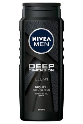 Nivea Duş Jeli 500 ml Deep Dimension