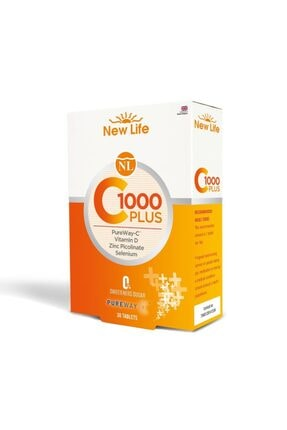 New Life C100 Plus 30 Tablet