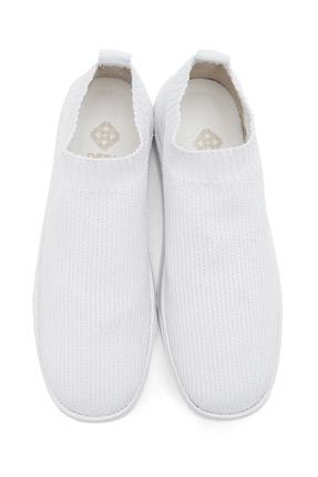 Desa Kadın Ekru Çorap Sneaker