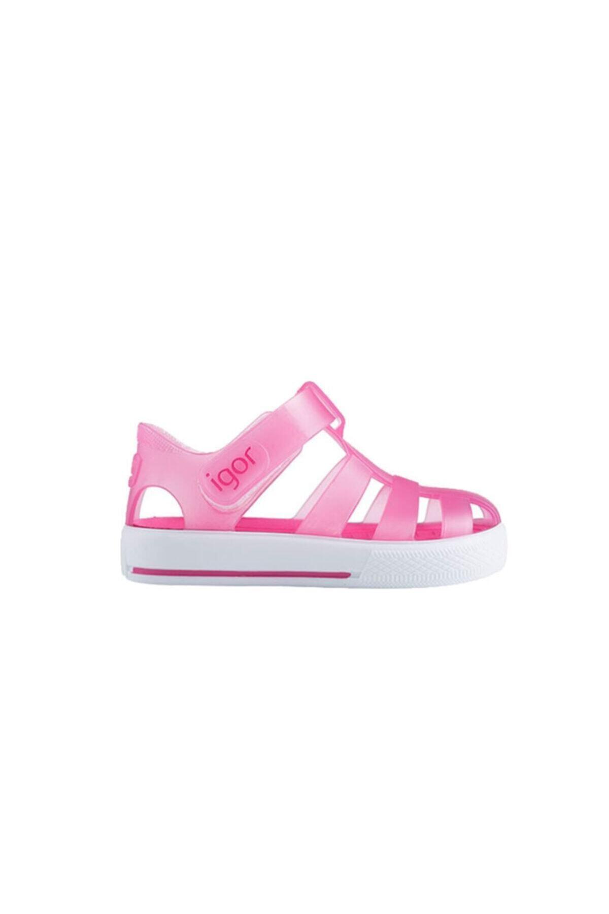 IGOR S10171 Star-o99 Fuşya Kız Çocuk Sandalet 100346406 1