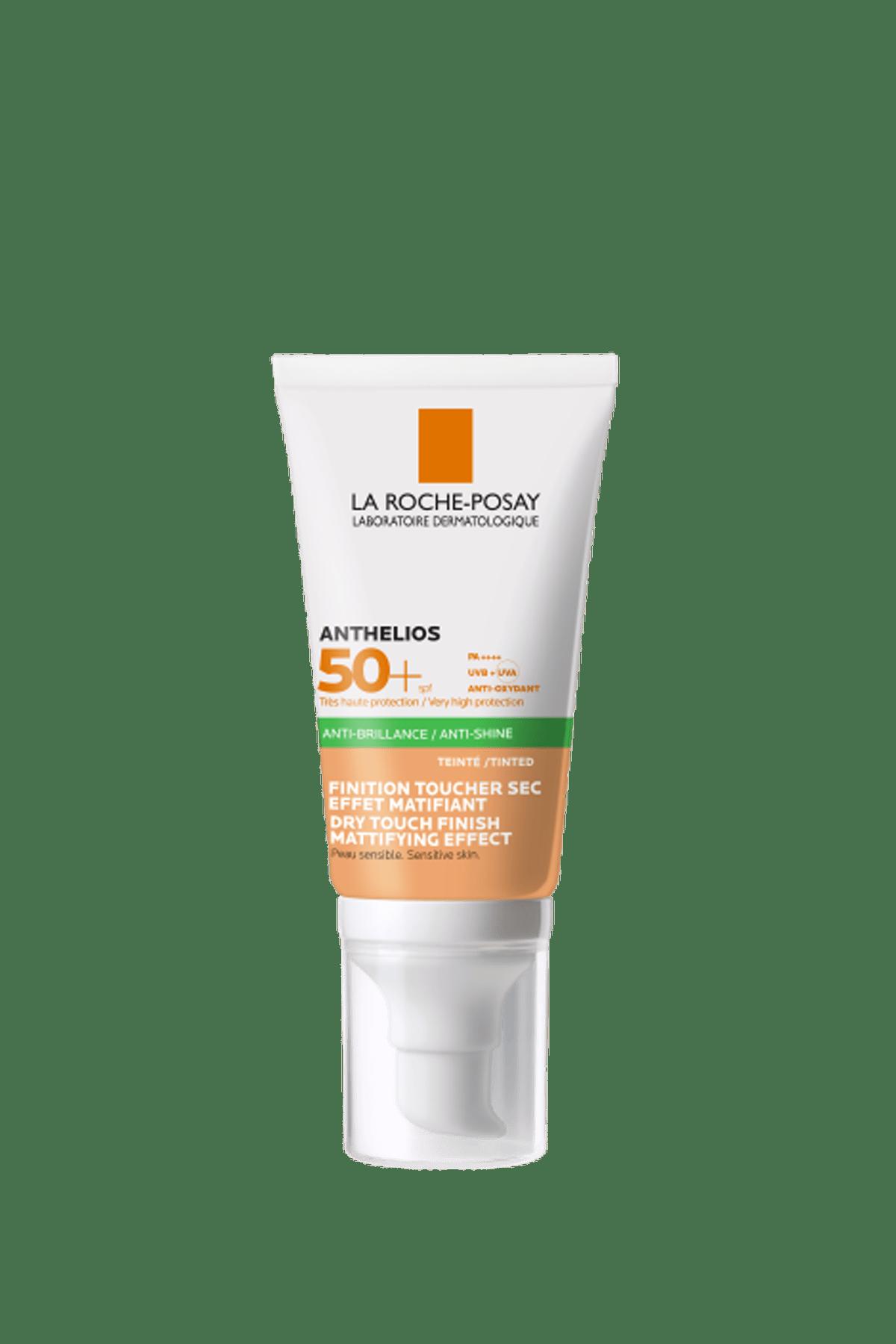 La Roche Posay Anthelios Xl Spf 50+ Tinted Dry Touch Gel-Cream Yüksek Güneş Koruması 50 ml