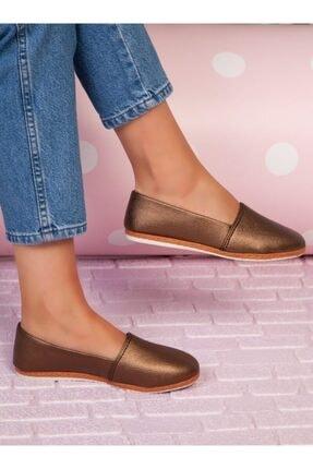 ayakkabıhavuzu Kadın Metalik Ayakkabı