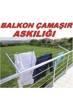 PERKA Balkon Çamaşır Askılığı