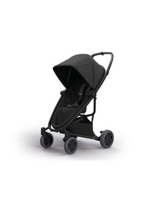 Quinny Zapp Flex Plus Bebek Arabası / Black On Black