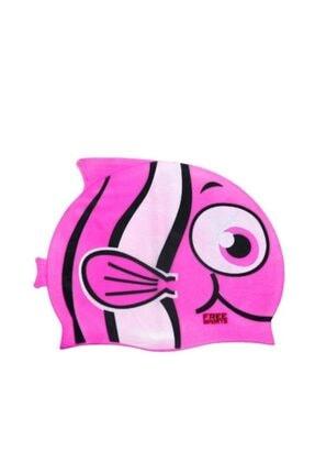 Birlik Balık Ve Kedi Desenli Silikon Bone