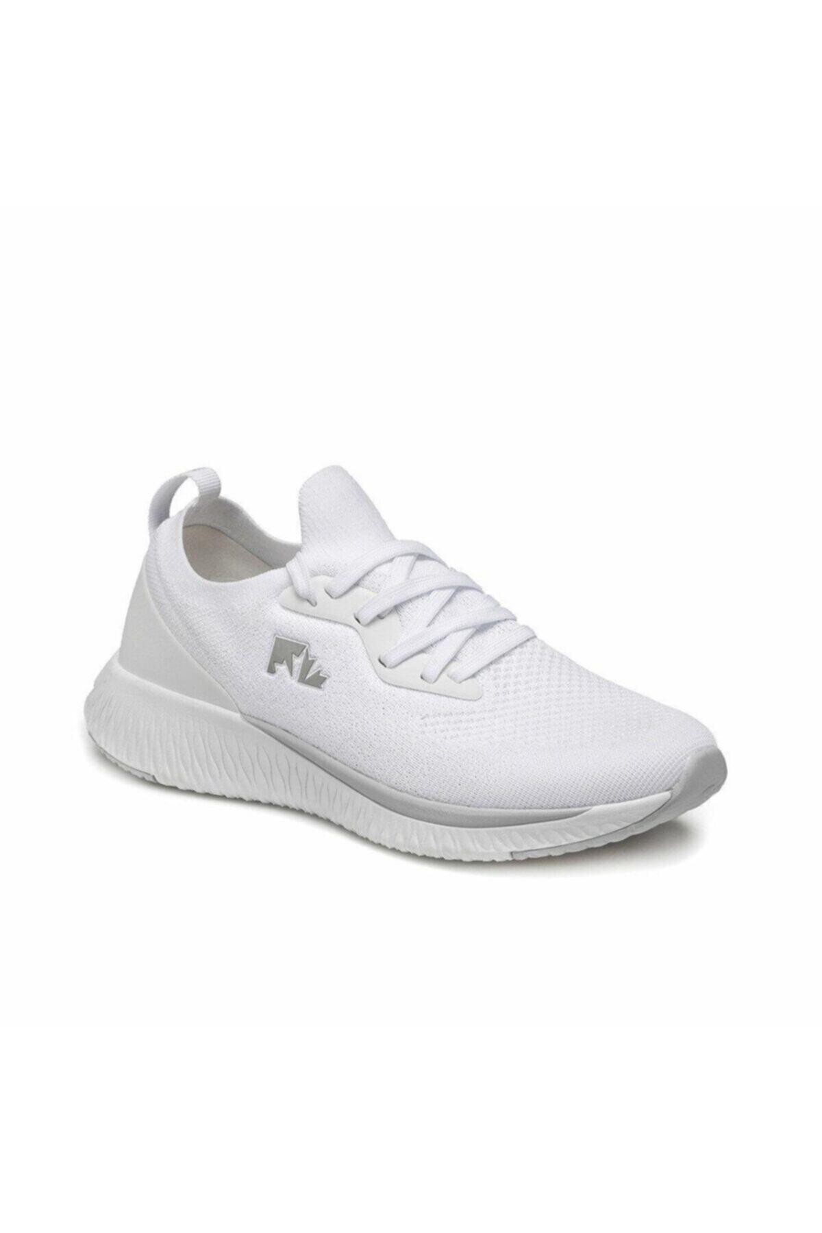 lumberjack CHARLEY Beyaz Erkek Koşu Ayakkabısı 100353764 2