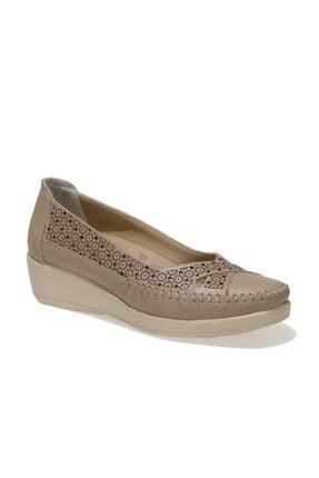 Polaris 5 Nokta Kadın Vizon Klasik Ayakkabı 103236.z1fx
