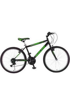 Golden Whell (2021 Model) 9-10-11-12 Yaş Yeşil Çocuk Gezi Bisikleti  24 Jant/18 Vites