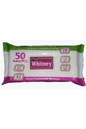 Whitney Vücut Temizleme Havlusu 50li