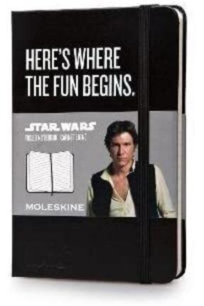 Moleskine Star Wars Limited Edition Çizgili Defter