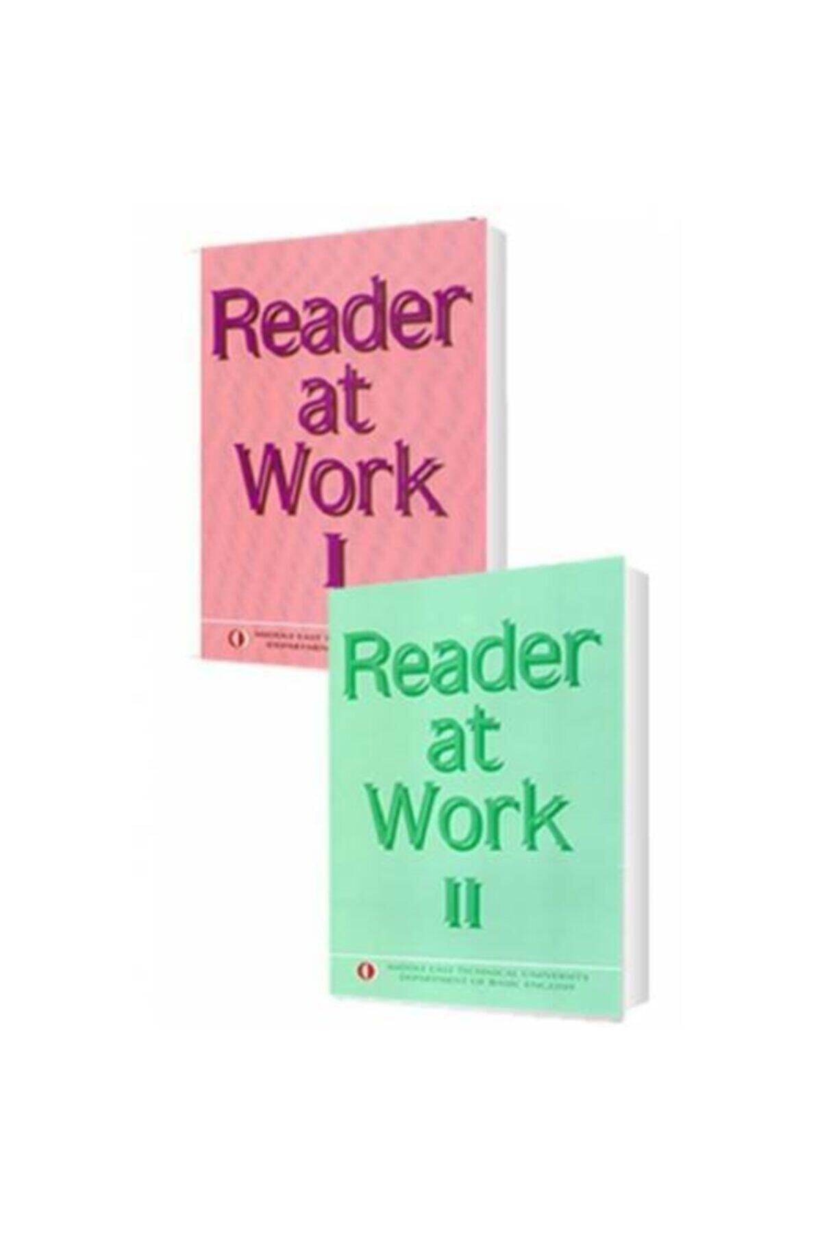 ODTÜ - Akademik Kitaplar Reader At Work 1 Ve 2 Full Set Odtü Yayınları 1