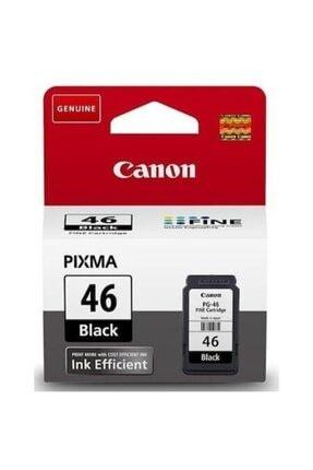 Canon Pg-46 Siyah Kartuş (e404/e464/e414/e474/e484)