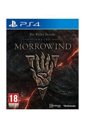 BETHESDA The Elder Scrolls III: Morrowind PS4 Oyun