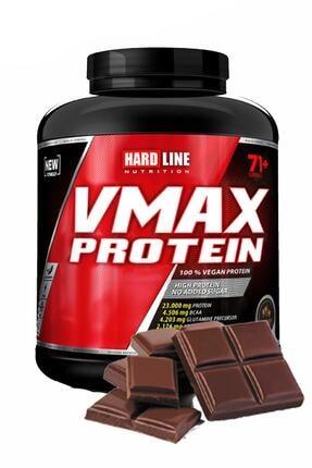Hardline Vmax 2000 gr Çikolata Aromalı Vegan Bezelye Proteini