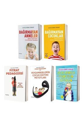 Hayykitap Hatice Kübra Tongar En Çok Okunan Çocuk Eğitimi Kitapları Seti 5 Kitap