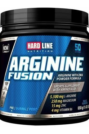 Hardline Arginine Fusion 650 gr - Portakallı