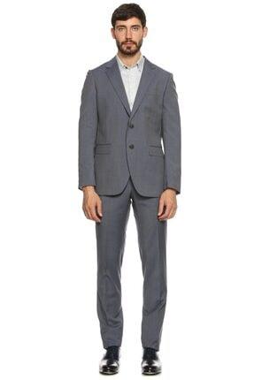 Lanvin Erkek Gri Takım Elbise