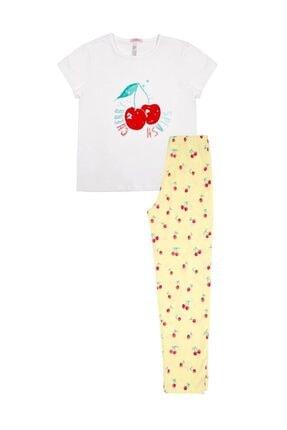SUWEN Bella Çocuk Pijama Takımı
