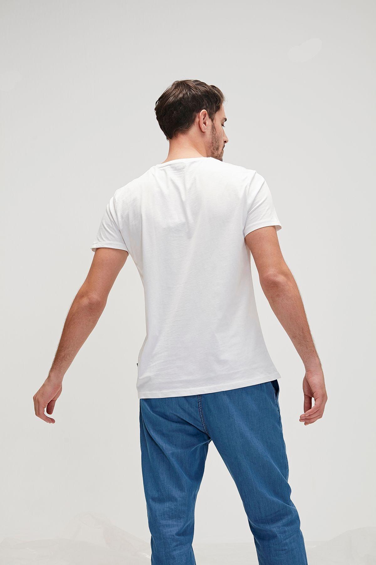 Bad Bear Erkek Baskılı T Shirt 20.01.07.030 2