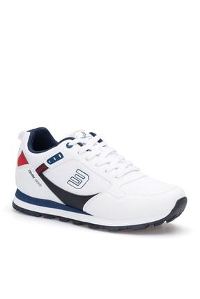 DARK SEER Beyaz Lacivert Erkek Sneaker