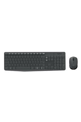 logitech Kablosuz Klavye Mouse Set 920-007925 Mk235