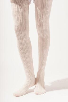 Katia&Bony KadınDesenli  Külotlu Çorap
