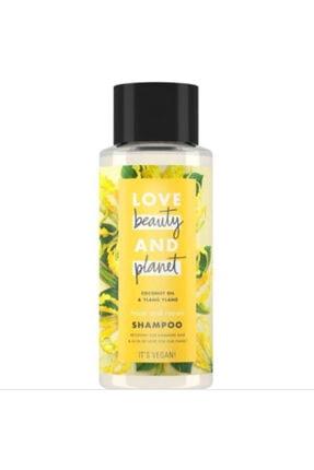 Love Beauty and Planet Love Beauty 400ml Şampuan + Love Beauty 400ml Duş Jeli Hediyeli