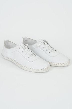 MelikaWalker Kadın Full Comfort Ve Ortopedik Bayan  Günlük Rahat Lastik Bağcıklı Hava Alabilen  Ayakkabı