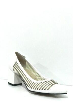 PUNTO Kadın Topuklu Klasik Ayakkabı 386023