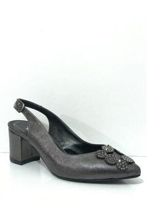 PUNTO Kadın Fiyonklu Topuklu Ayakkabı 667908