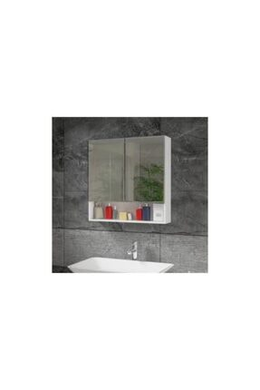 indirim rüzgarı Lavabo Üstü Dolabı Banyo Dolabı Aynalı Dolap