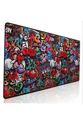 Gamingpadci Paint Dikişli Mouse Pad 70 X 30 Cm