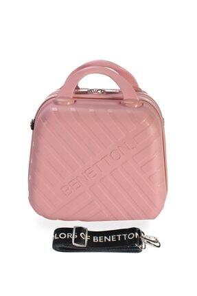 Benetton Makyaj Çantası L.pink Bntm103 Mkj