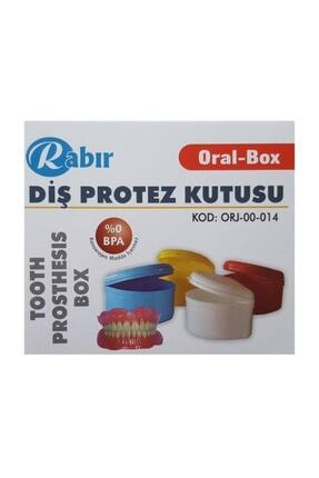 Corega Diş Protezi Saklama Kutusu