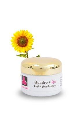 artexan Quadro+ Q10 Yaşlanma Karşıtı /quadro+q10 Antı Agıng Cream50 ml/1,7oz Alman Menşeli Özelürün