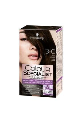 Color Specialist Colour Specialist Saç Boyası 3-0 Asil Kahve