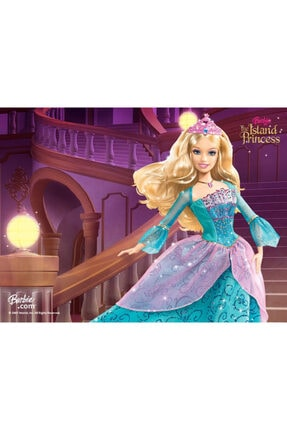 velomy Barbie Pasta Üzerine Resim