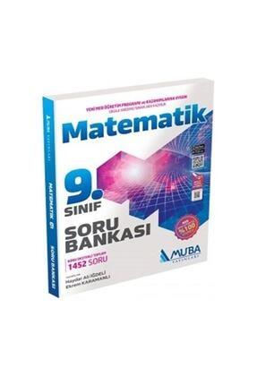 Muba Yayınları 2021 9.sınıf Matematik Soru Bankası