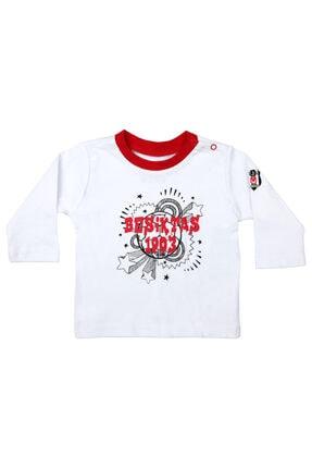 Beşiktaş Bebek Uzun Kol T-shırt-k20-119