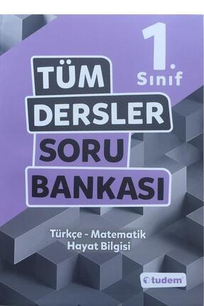 Tudem Yayınları Tudem 1. Sınıf Tüm Dersler Soru Bankası