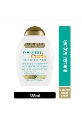 OGX Saç Kremi Coconut Curls 385 Ml Bukleli