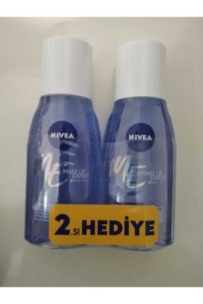 Nivea Make Up Expert Çift Fazlı Göz Makyaj Temizleyici 125 Ml*2